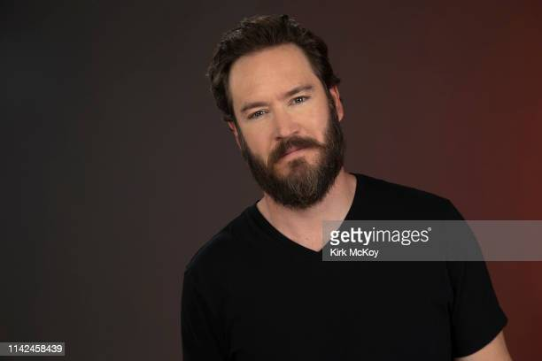 Actor MarkPaul Gosselaar is photographed for Los Angeles Times on April 17 2019 in El Segundo California PUBLISHED IMAGE CREDIT MUST READ Kirk...