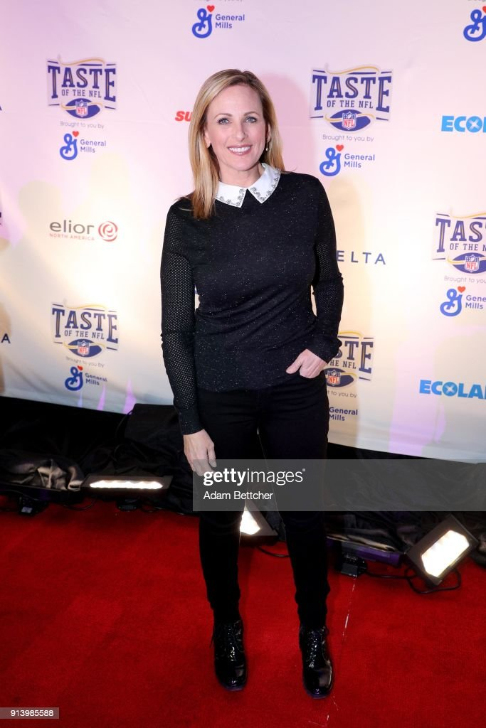 Actor Marlee Matlin attends The 27th Annual Party With A Purpose on February 3, 2018 in St Paul, Minnesota.
