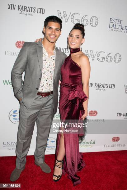 Actor Marlon Aquino Actress Camila Banus arrive for red carpet arrivals to the Women's Guild CedarsSinai Women's Guild CedarsSinai60th Anniversary...