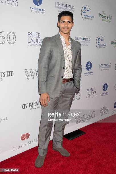 Actor Marlon Aquino arrives for red carpet arrivals to the Women's Guild CedarsSinai Women's Guild CedarsSinai60th Anniversary Diamond Jubilee Gala...
