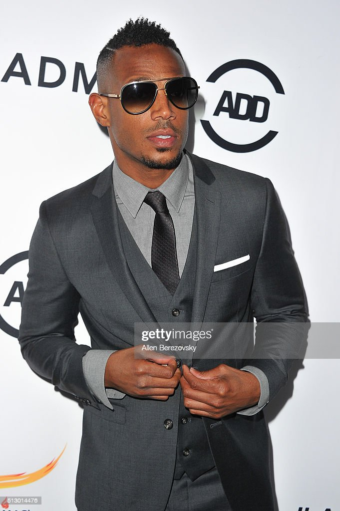 Actor Marlon Wayans attends the All Def Movie Awards at Lure Nightclub on February 24, 2016 in Los Angeles, California.