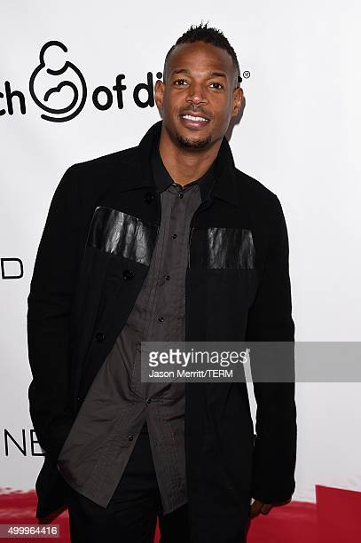 Actor Marlon Wayans attends the March Of Dimes Celebration Of Babies Luncheon honoring Jessica Alba at the Beverly Wilshire Four Seasons Hotel on...
