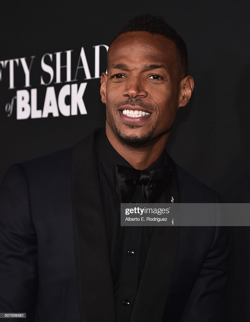 "Premiere Of Open Roads Films' ""Fifty Shades Of Black"" - Red Carpet"