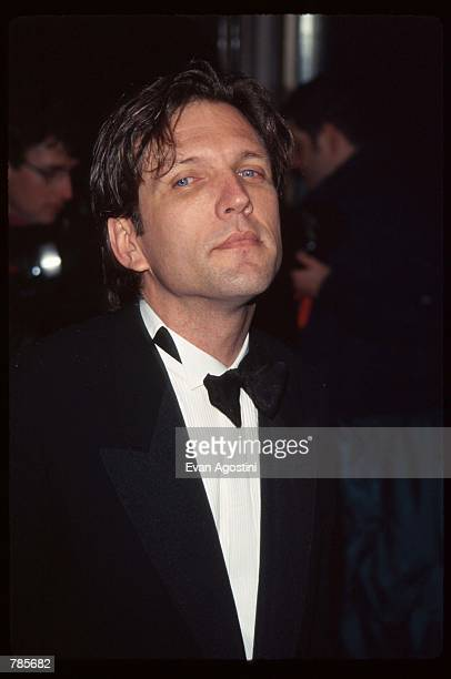 Actor Martin Donovan attends 'The Portrait of a Lady' film premiere December 7 1996 in New York City The movie was directed by Jane Campion and...
