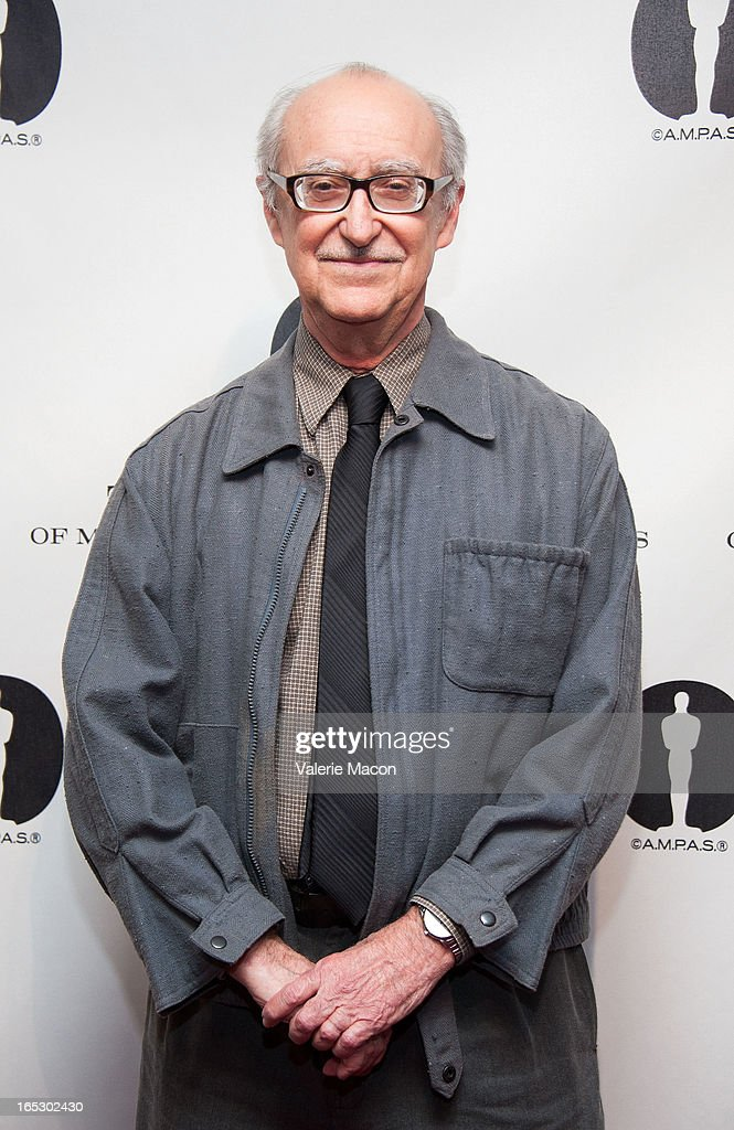Actor Martin F attends The Academy Spotlights VFX Game-Changers: 'Jurassic Park 3D' at AMPAS Samuel Goldwyn Theater on April 2, 2013 in Beverly Hills, California.