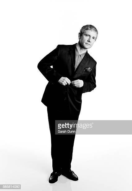 Actor Martin Freeman is photographed for Empire magazine on March 24 2013 in London England