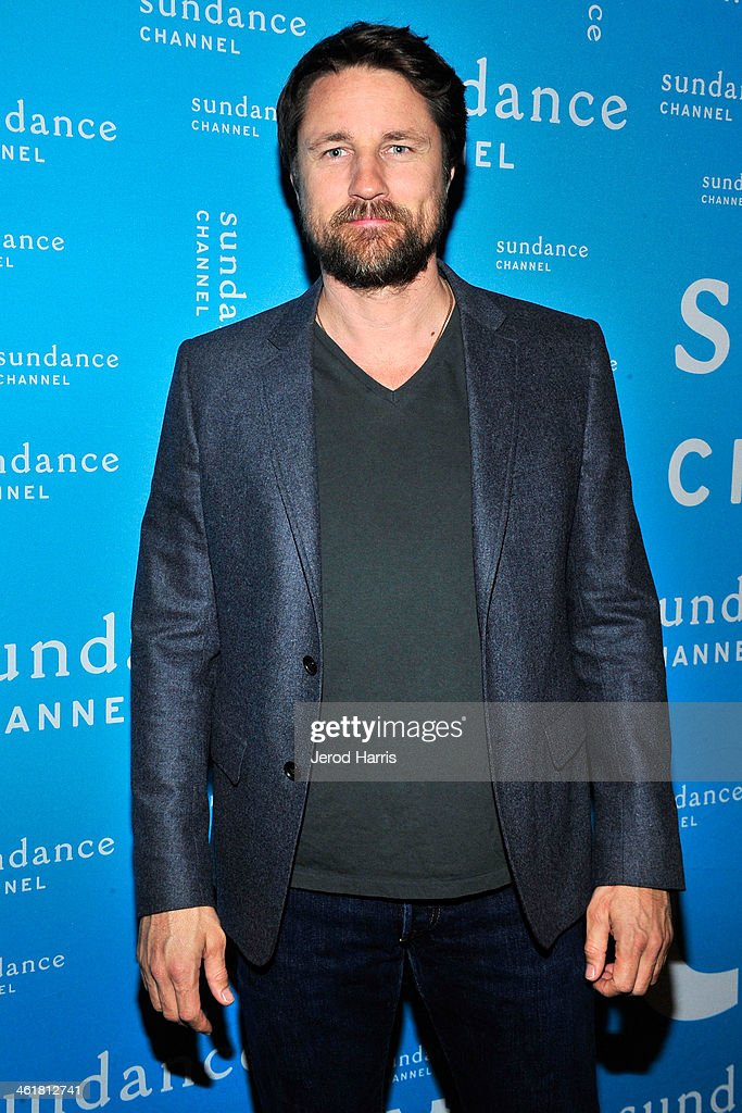 """TCA Presentation Of Sundance Channel's """"The Red Road"""" Which Premieres February 27 : News Photo"""