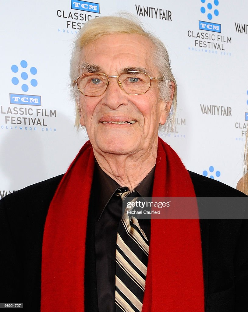 Actor Martin Landau attends the Opening Night Gala of the newly restored 'A Star Is Born' premiere at Grauman's Chinese Theatre on April 22, 2010 in Hollywood, California.