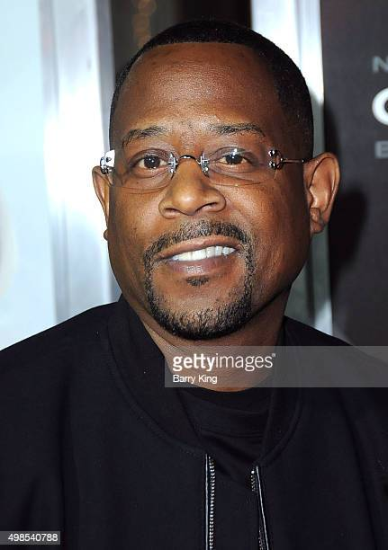 Actor Martin Lawrence attends screening of Columbia Pictures' 'Concussion' at the Regency Village Theatre on November 23 2015 in Westwood California