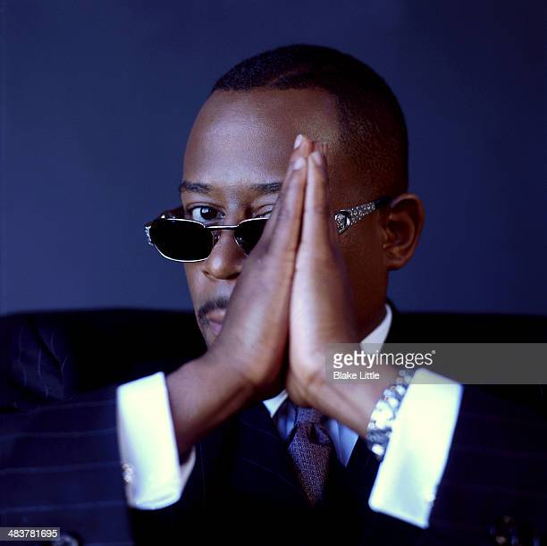 Actor Martin Lawrence is photographed for XXL Magazine on January 1 1994 in Los Angeles California