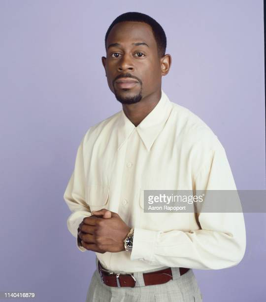 Actor Martin Lawrence of the tv show Martin poses for a portrait in Los Angeles, California.