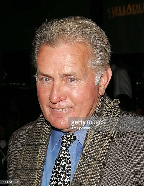 Actor Martin Sheen arrives at the 4th Annual Stella by Starlight Gala Benefit Honoring Martin Sheen at Chipriani 23rd st on March 17, 2008 in New...