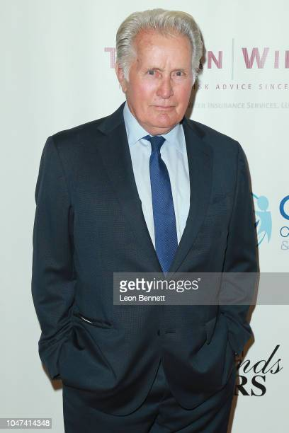 Actor Martin Sheen attends the 13th Annual Denim, Diamonds And Stars at Four Seasons Hotel Westlake Village on October 7, 2018 in Westlake Village,...