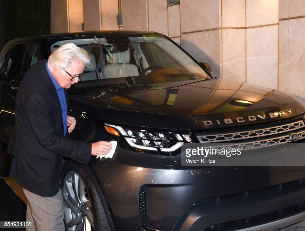 photo of Martin Sheen Mercedes - car