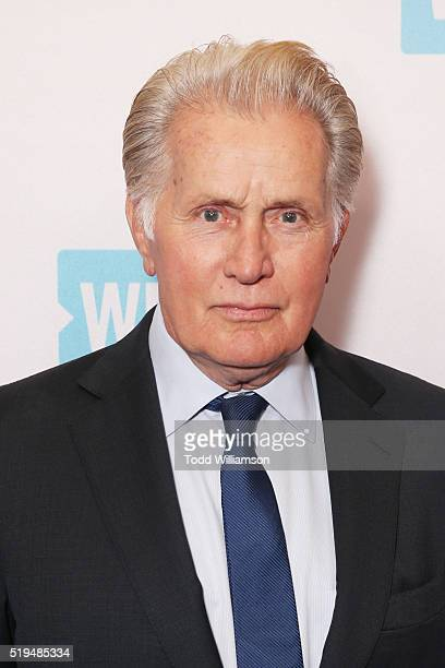 Actor Martin Sheen attends the WE Day Celebration Dinner at The Beverly Hilton Hotel on April 6, 2016 in Beverly Hills, California.