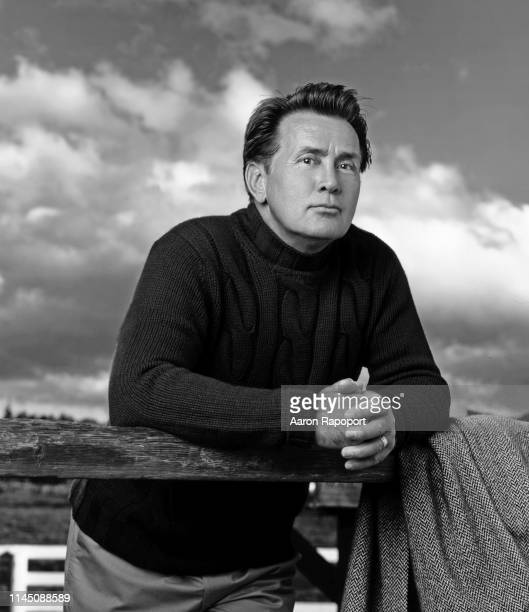 Actor Martin Sheen poses for a portrait in Los Angeles, California
