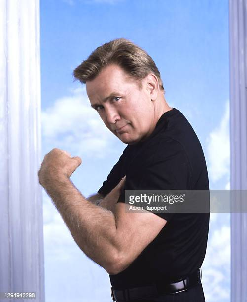 Actor Martin Sheen poses for a portrait in Los Angeles, California.