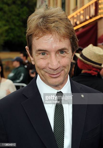"""Actor Martin Short arrives at premiere of Walt Disney Pictures' """"Pirates of the Caribbean: On Stranger Tides"""" held at Disneyland on May 7, 2011 in..."""