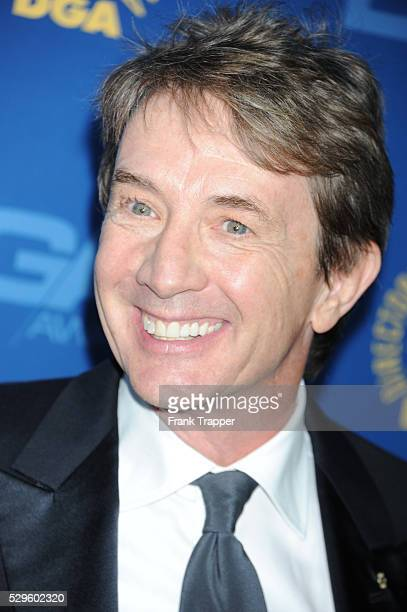 Actor Martin Short arrives at the 65th Annual Directors Guild Awards held at the Ray Dolby Ballroom at Hollywood Highland