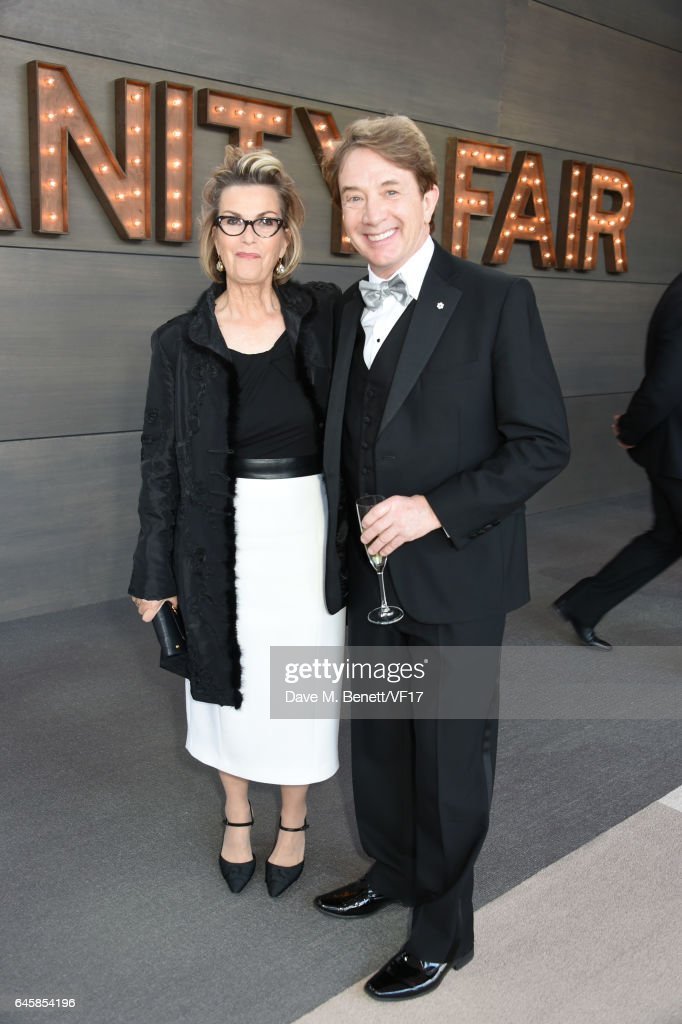 Actor Martin Short attend the 2017 Vanity Fair Oscar Party hosted by Graydon Carter at Wallis Annenberg Center for the Performing Arts on February 26, 2017 in Beverly Hills, California.