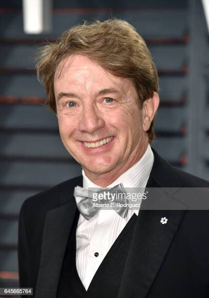 Actor Martin Short attends the 2017 Vanity Fair Oscar Party hosted by Graydon Carter at Wallis Annenberg Center for the Performing Arts on February...