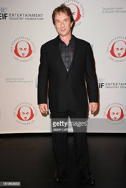 Actor Martin Short attends the 23rd annual Simply Shakespeare benefit reading of The Two Gentlemen of Verona at The Eli and Edythe Broad Stage on...