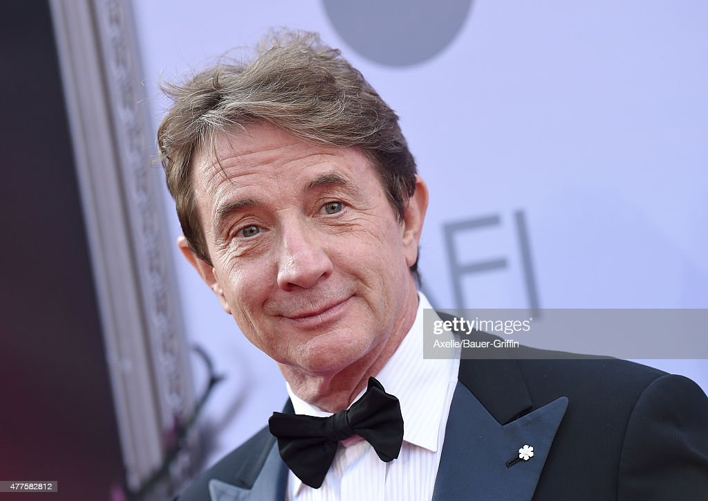 Actor Martin Short attends the 43rd AFI Life Achievement Award Gala at Dolby Theatre on June 4, 2015 in Hollywood, California.