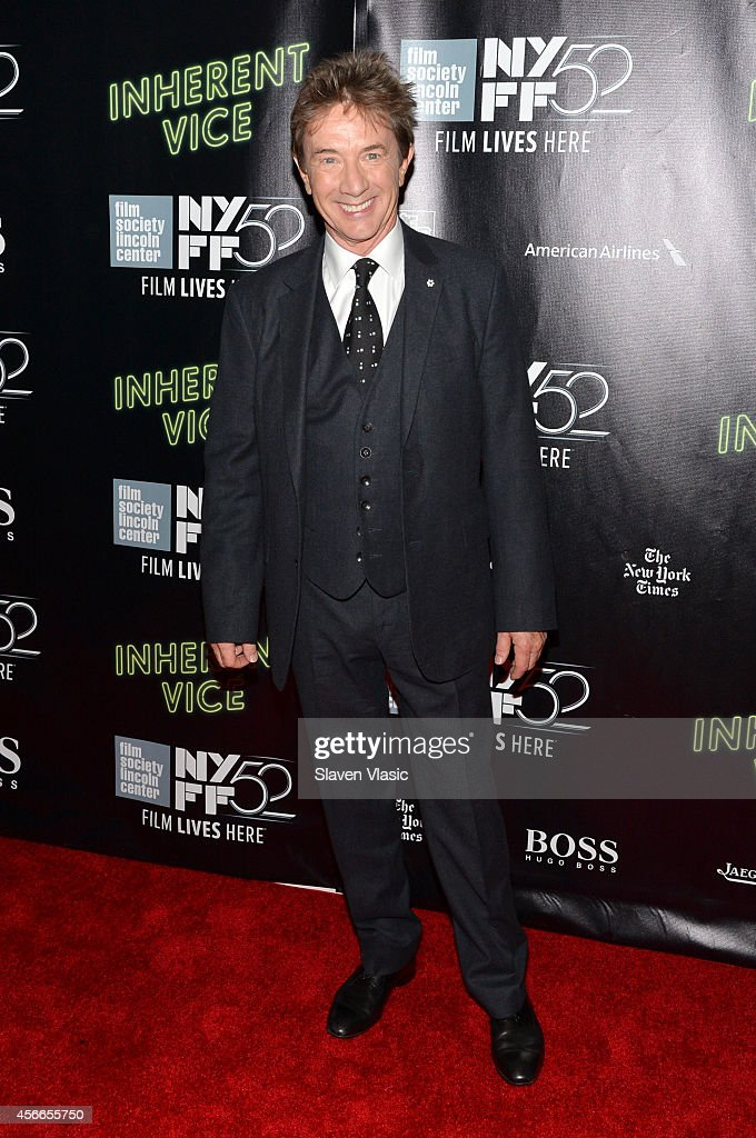 "Centerpiece Gala Presentation And World Premiere Of ""Inherent Vice"" - 52nd New York Film Festival : News Photo"