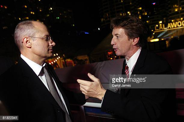 """Actor Martin Short, producer Paul Brooks attend the """"Lalawood"""" after party and festival closer during the 29th Annual Toronto International Film..."""