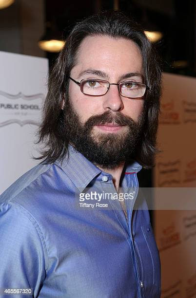 Actor Martin Starr Attends Raising The Bar To End Parkinsons At Public School  On March