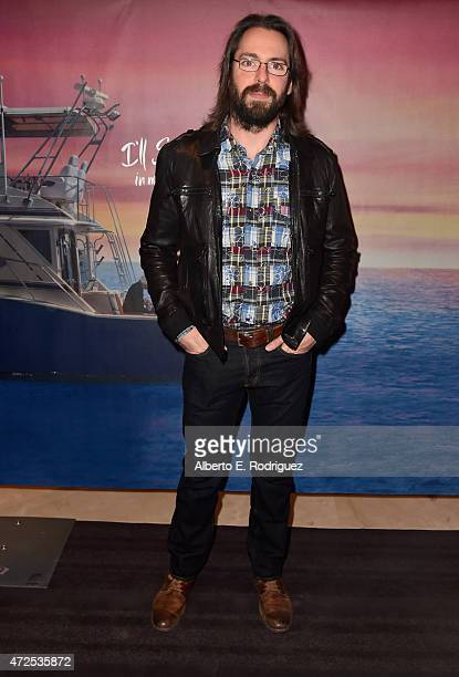 Actor Martin Starr attends the Los Angeles special screening of Bleecker Street's I'll See You In My Dreams at The London Screening Room on May 7...