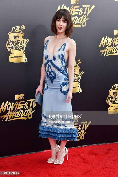 Actor Mary Elizabeth Winstead attends the 2017 MTV Movie And TV Awards at The Shrine Auditorium on May 7 2017 in Los Angeles California