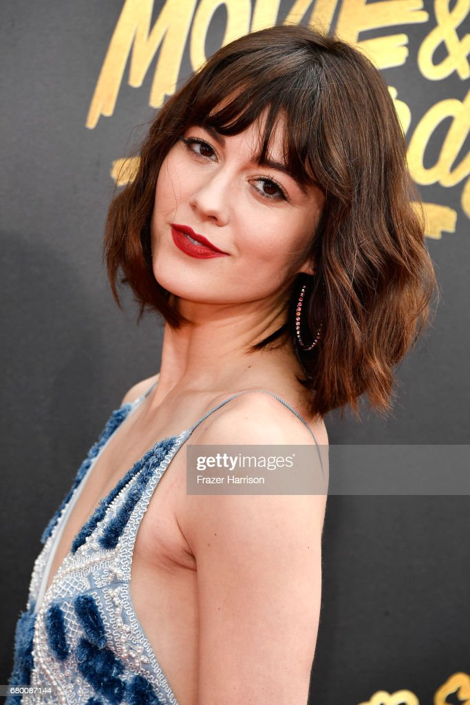 Actor Mary Elizabeth Winstead attends the 2017 MTV Movie And TV Awards at The Shrine Auditorium on May 7, 2017 in Los Angeles, California.