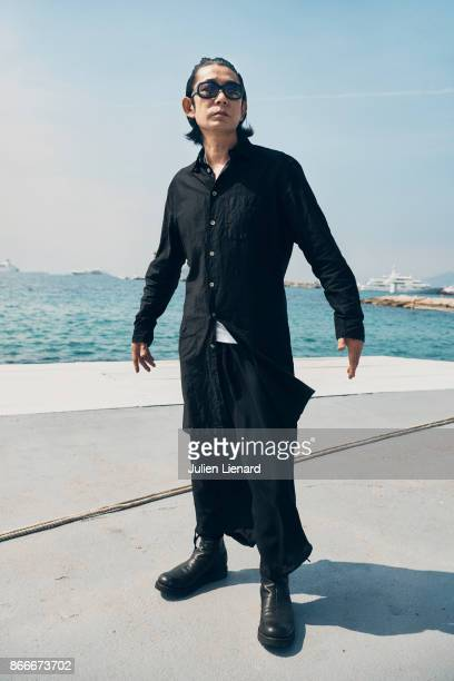 Actor Masatoshi Nagase is photographed for Self Assignment on May 2017 in Cannes France