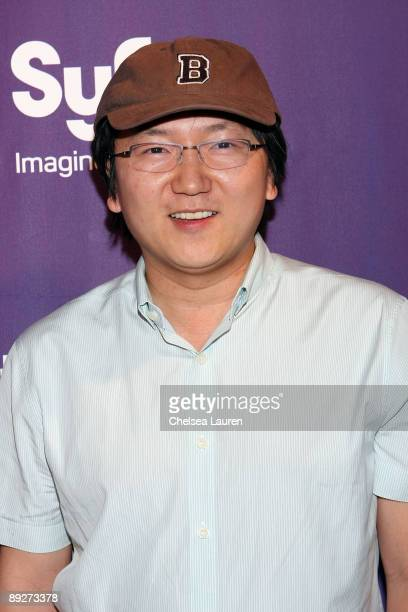 Actor Masi Oka attends the Entertainment Weekly and Syfy party celebrating Comic-Con at Hotel Solamar on July 25, 2009 in San Diego, California.