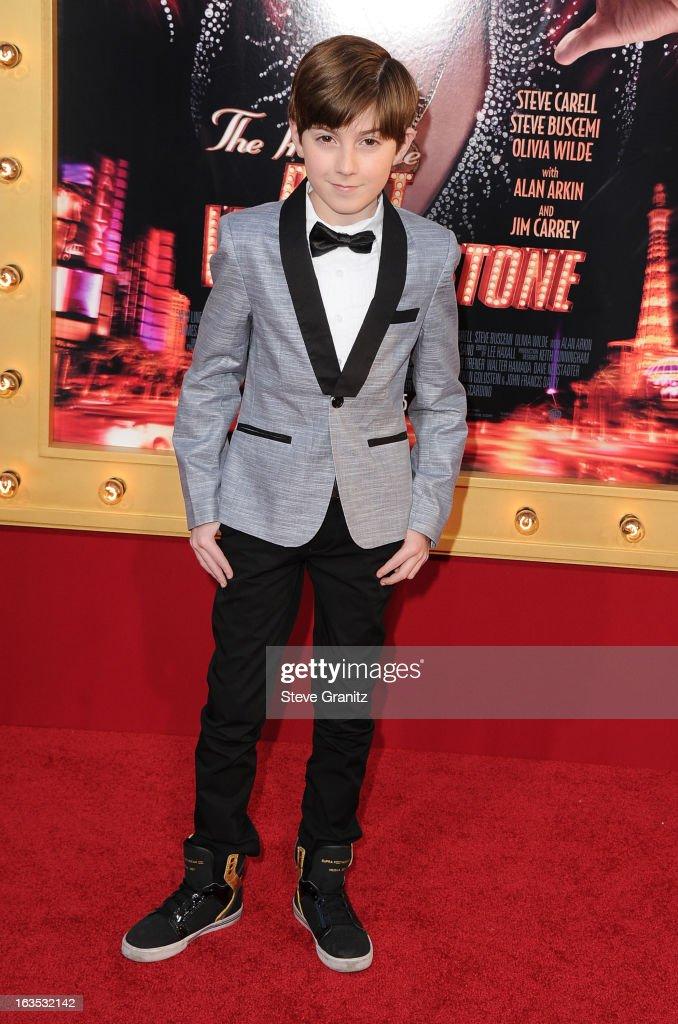 """""""The Incredible Burt Wonderstone"""" - Los Angeles Premiere"""