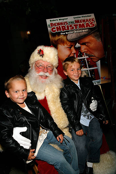 A Dennis The Menace Christmas.Dennis The Menace Christmas Dvd Launch Photos And Images