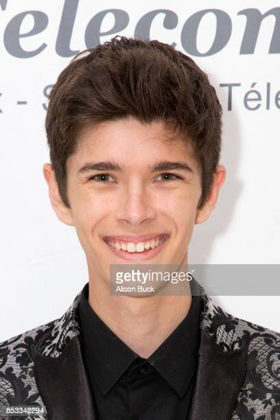 Actor Mateo Simon attends Vanessa Moselle Just Because part one silent auction benefiting Susan G Komen Los Angeles on September 23 2017 in Los...