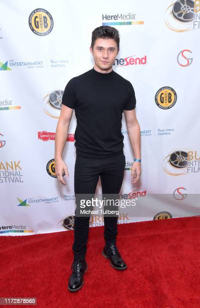"Actor Mateus Ward attends the premiere of ""Relish"" at the Burbank International Film Festival at AMC Burbank 16 on September 06, 2019 in Burbank,..."