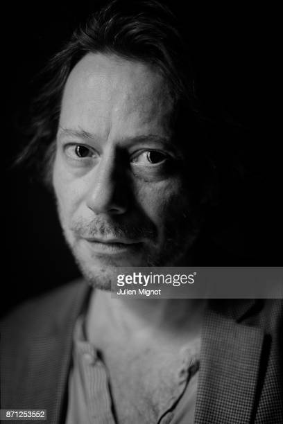 Actor Mathieu Amalric is photographed for UGC Magazine on June 2015 in Paris France