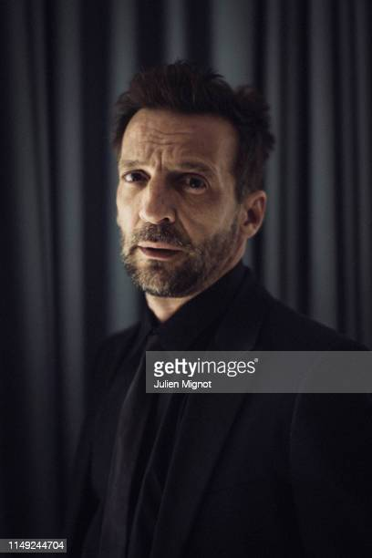 Actor Mathieu Kassovitz pose for a portrait on May 15, 2019 in Cannes, France.
