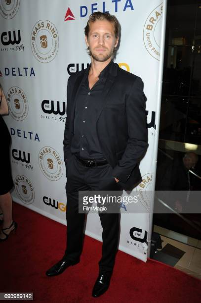 Actor Matt Barr attends the United Friends of the Children Honors The CW and CW Good at the Annual Brass Ring Awards Dinner at The Beverly Hilton...