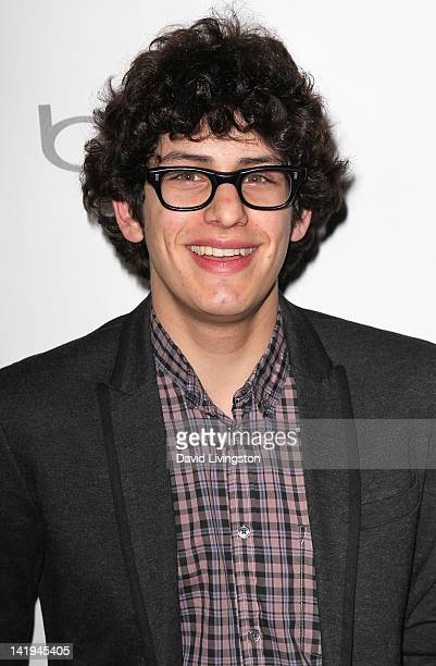 ACtor Matt Bennett attends the premiere of The Weinstein Company's Bully at the Mann Chinese 6 on March 26 2012 in Los Angeles California