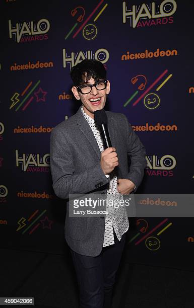 Actor Matt Bennett attends the Sixth Annual Nickelodeon HALO Awards in New York City The hourlong concert special will premiere Sunday Nov 30 at 7 pm...