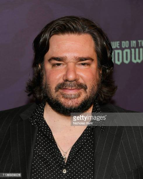 """Actor Matt Berry attends the """"What We Do In The Shadows"""" New York Premiere at Metrograph on March 19, 2019 in New York City."""