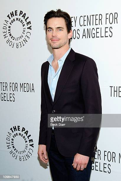 Actor Matt Bomer arrives at The 2011 Paley Fest for a cast panel discussion on the Jeff Eastin TV series 'White Collar' at the Saban Theatre on March...