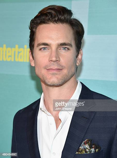 Actor Matt Bomer attends Entertainment Weekly's Annual ComicCon Party in celebration of ComicCon 2015 at FLOAT at The Hard Rock Hotel on July 11 2015...