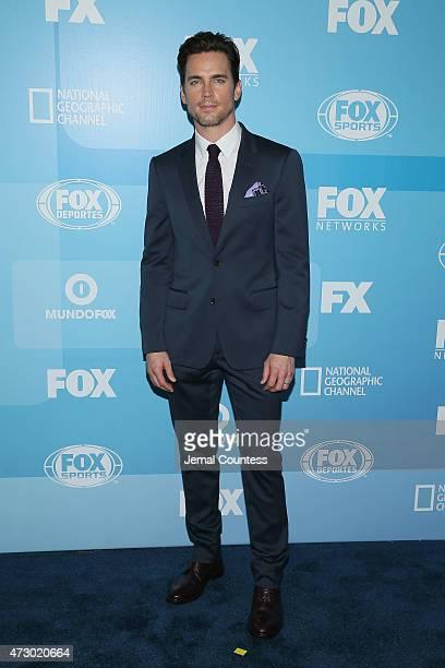 Actor Matt Bomer attends the 2015 FOX programming presentation at Wollman Rink in Central Park on May 11 2015 in New York City