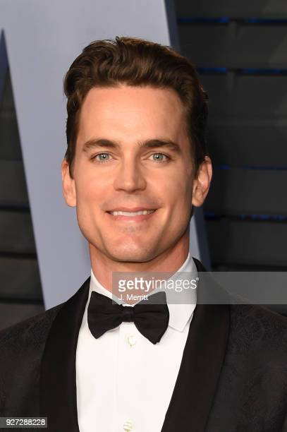 Actor Matt Bomer attends the 2018 Vanity Fair Oscar Party hosted by Radhika Jones at the Wallis Annenberg Center for the Performing Arts on March 4...
