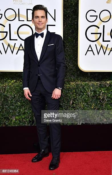 Actor Matt Bomer attends the 74th Annual Golden Globe Awards at The Beverly Hilton Hotel on January 8 2017 in Beverly Hills California